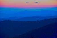 4-26-16 Sunset Clingmans Dome 810-1861-Edit