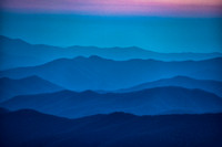 4-26-16 Sunset Clingmans Dome 810-1851 Rev 9-25-16